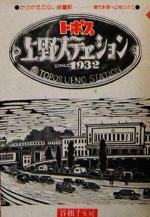 トポス上野ステエション かけがえのない終着駅 替え計画への紙つぶて
